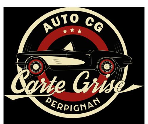 Auto C G Perpignan – Carte grise en moins de 5 minutes Logo